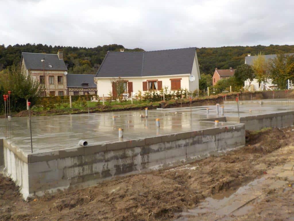 Savoir faire gueudry constructions for Maison vide sanitaire
