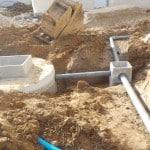 Cuve de récupération d'eau de pluie