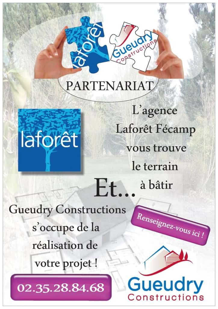 Nouvelle agence f camp gueudry constructions for Agence laforet