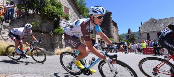 Cycling: 103th Tour de France 2016 / Stage 6 Alexis GOUGEARD (FRA)/ Arpajon-sur-Cere - Montauban (190,5km)/ TDF / © Tim De Waele