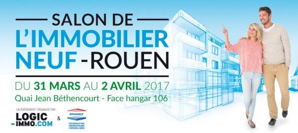 Salon Immobilier neuf ROUEN 2017