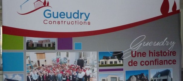 Nouveau stand Gueudry 2017