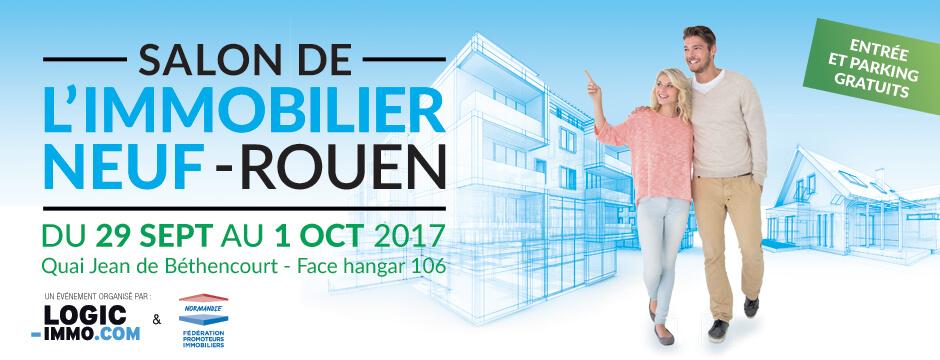Salon Immobilier neuf ROUEN sept 2017