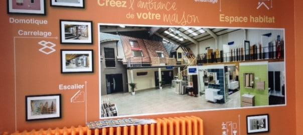 Intérieur Agence du Havre